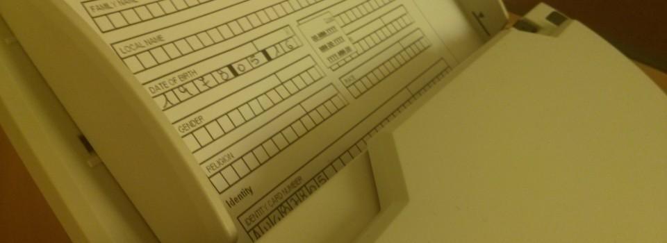 Lettura Ottica formulari-ICR & OCR